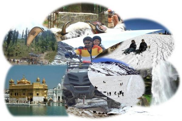 Delhi to Shimla Manali Tour Packages