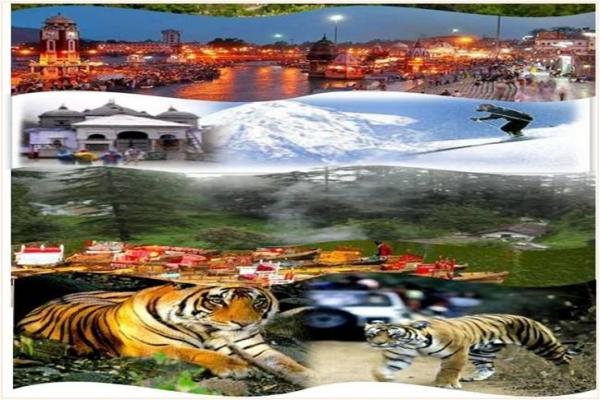 Uttarakhand with Wildlife Tour