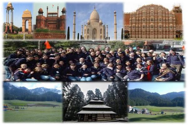 Golden Triangle with Himachal