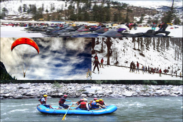 Manali Adventure Tour