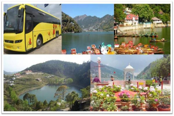 Nainital Volvo Package