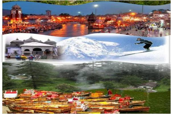 Uttaranchal Hill Station Tours
